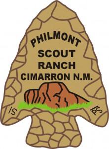 Philmont arrowhead logo